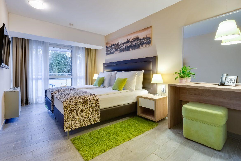 Premium soba s balkonom