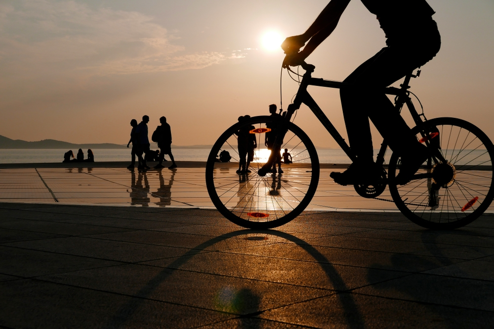 Explore Nature and Sights in Zadar and Vicinity by Bike