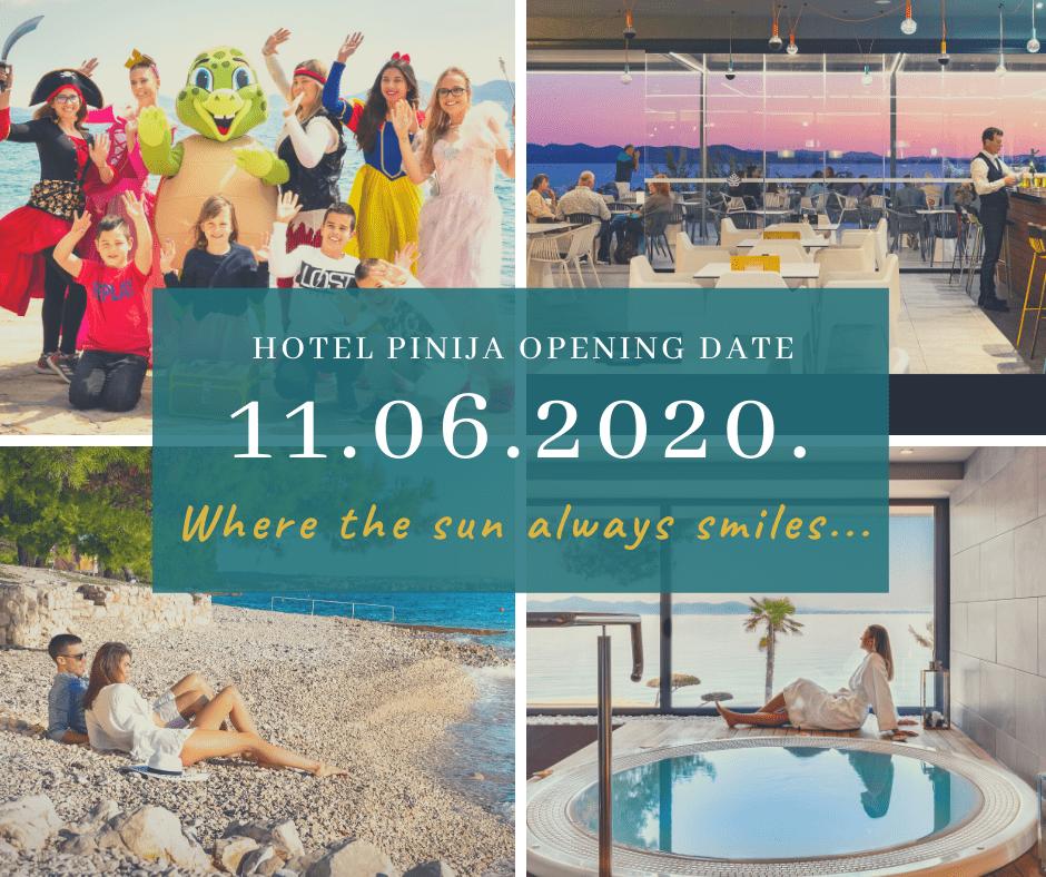 Hotel Pinija Opening Date