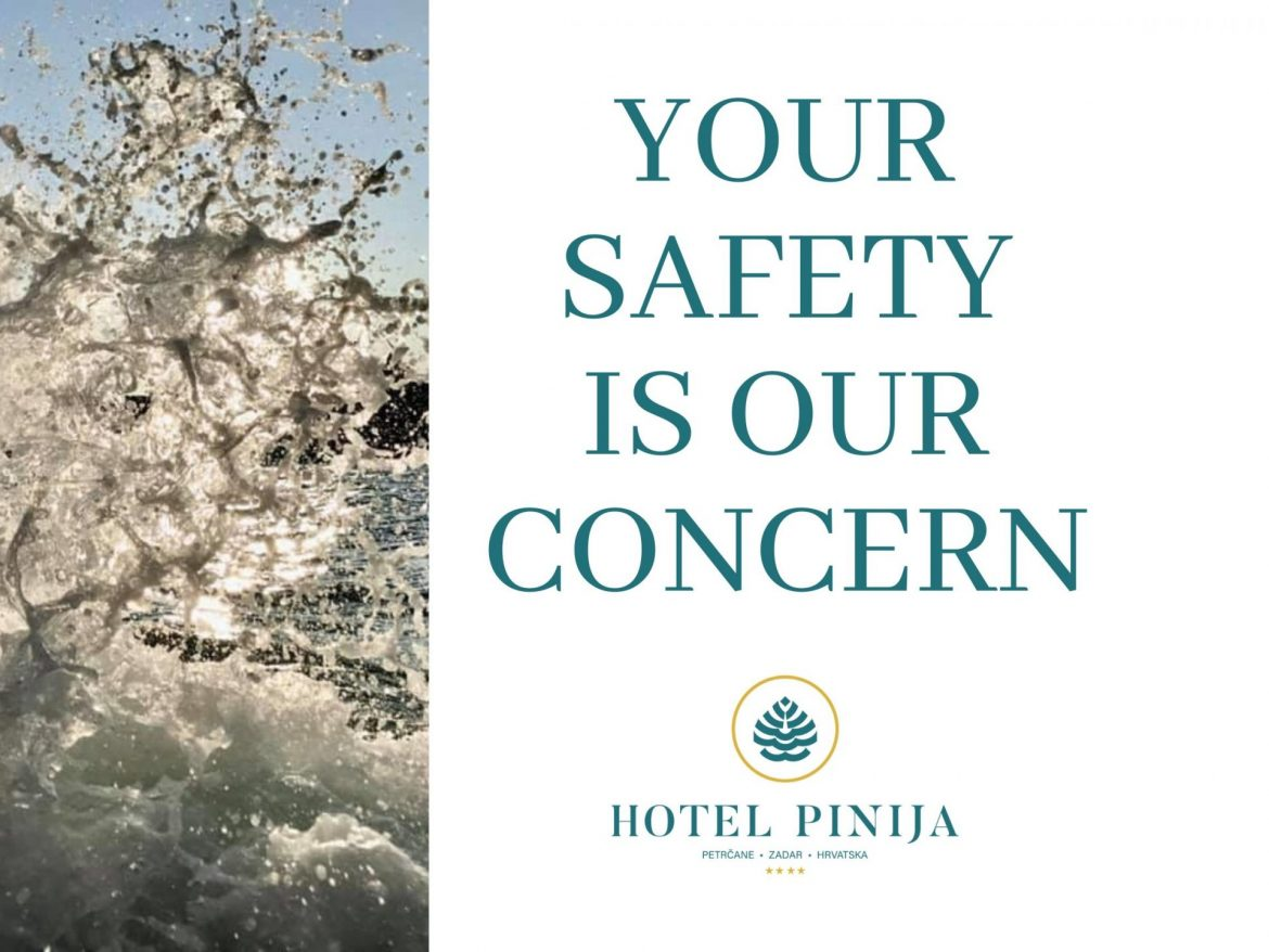 Health & Safety at the Hotel Pinija