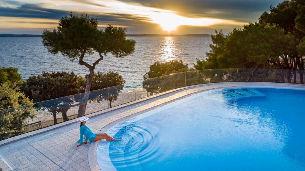 Erholen Sie Ihren Körper und Geist am Meer in Petrčane (Zadar) in 2021