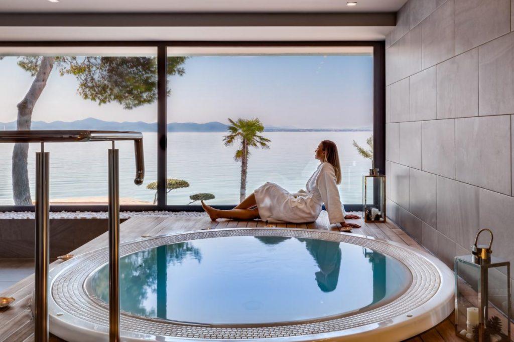 Wellness & spa at Hotel Pinija