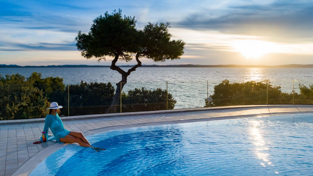 Perfect accommodation in Zadar region