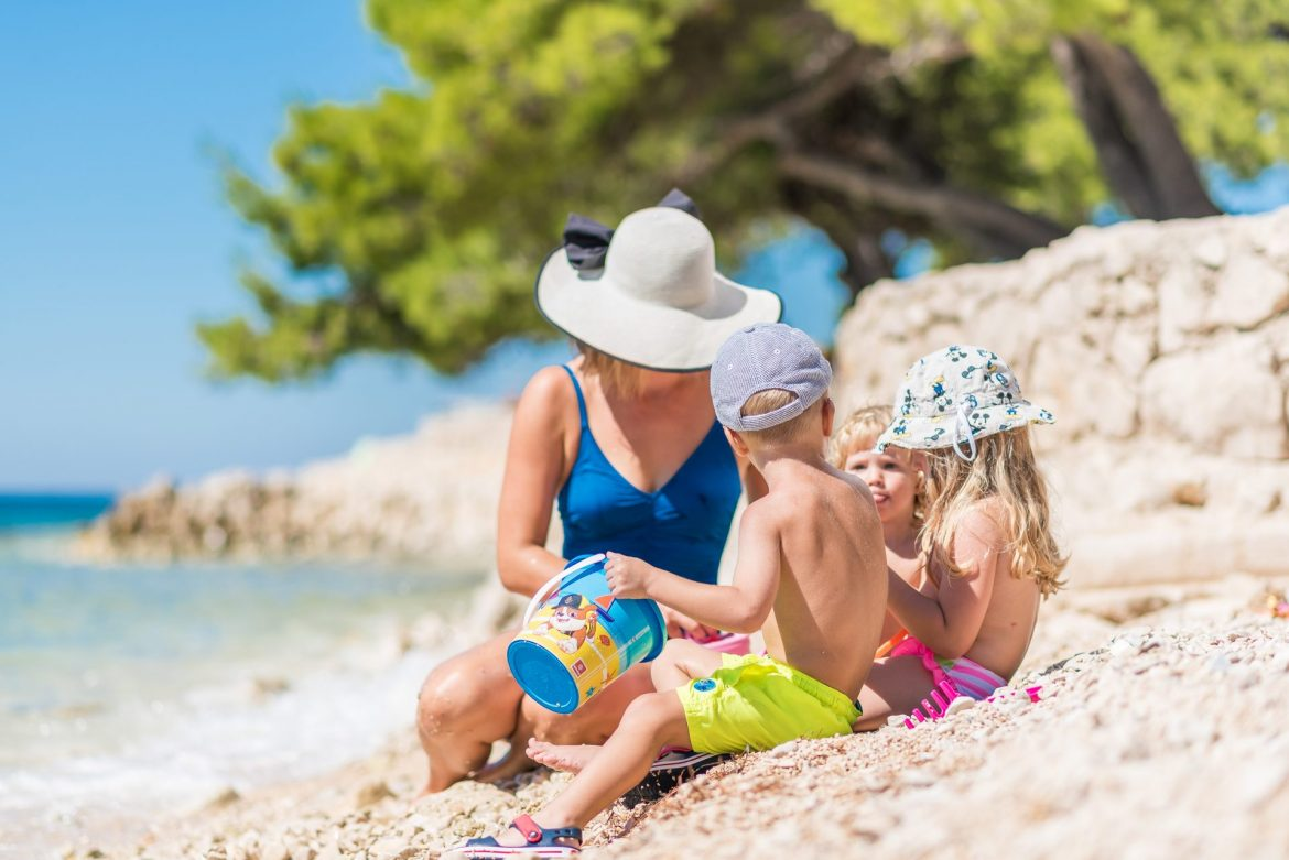 Perfect holiday for kids in Zadar region
