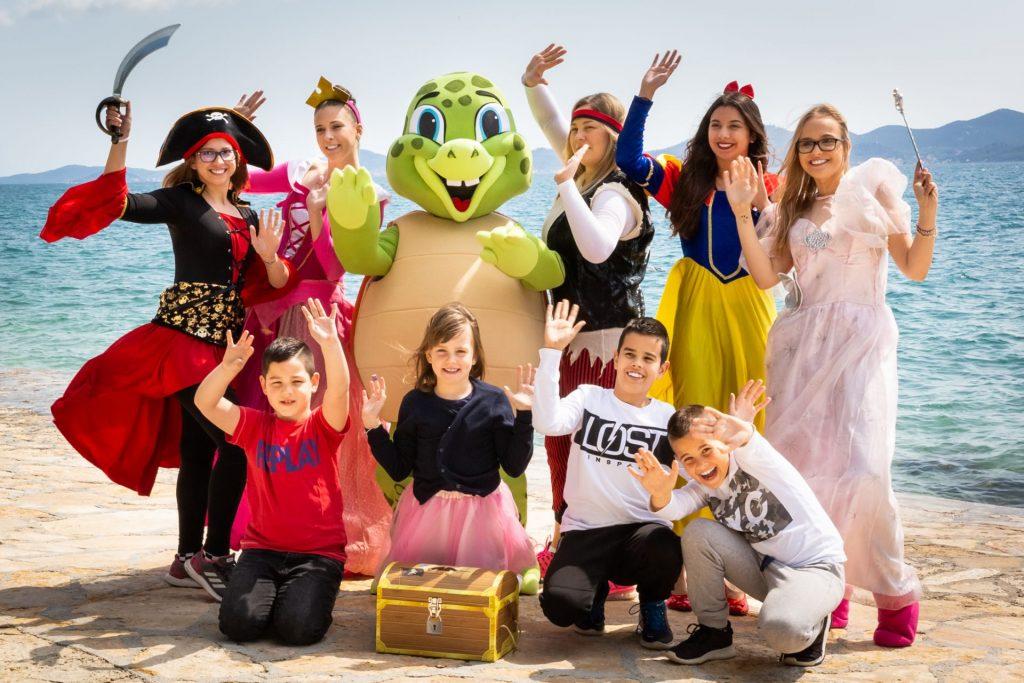 Unterhaltung für Kinder in Petrčane, Zadar