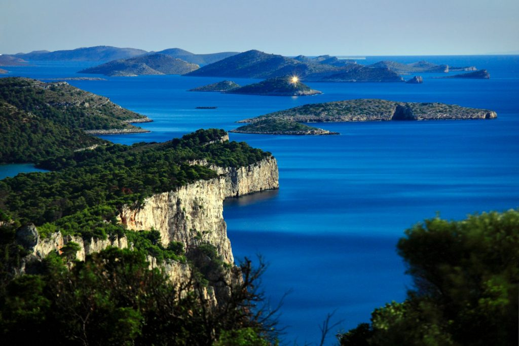 Sailing at its finest in Zadar region